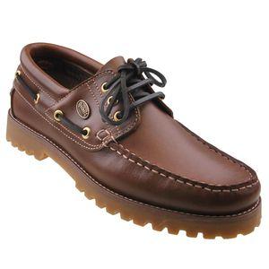 DOCKERS by Gerli Bootsschuhe Segelschuhe Halbschuhe Schuhe Mokassins Herren Damen 24DC001, Größe:EUR 39, Farbe:Hellbrauntöne