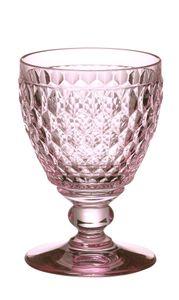 Villeroy & Boch Boston col. Wasserglas rose 11-7309-0134