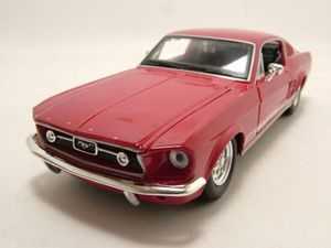 Maisto 1:24 Ford Mustang GT ´67