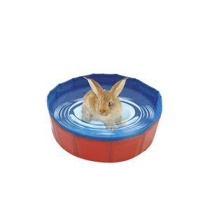 Faltbarer Pool fuer Haustiere Bad Faltbarer Hamster Rabbit Baby Cat Pool Pool fuer Badewannen fuer kleine Neugeborene