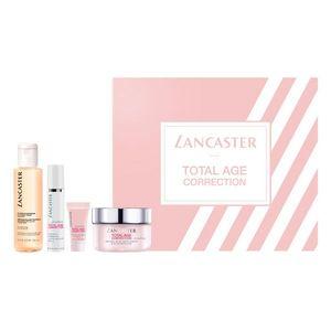 Lancaster Total Age Night Cream 50ml+eye Cream 3ml+dark Spot Serum 10ml+cleanser 100ml  One Size