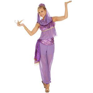 dressforfun Frauenkostüm zauberhafte Orient Lady - M
