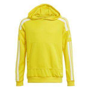 Adidas Squadra 21 Hoodie Kinder gelb : 164 Größe: 164