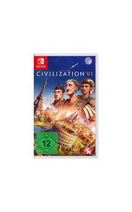 SID MEIERS CIVILIZATION VI (CODE IN A BOX) - Nintendo Switch