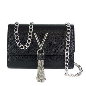 VALENTINO BAGS Divina Lady Saddlebag Nero