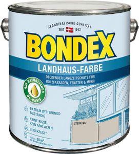 Bondex Landhaus-Farbe Steingrau 2,50l - 391311
