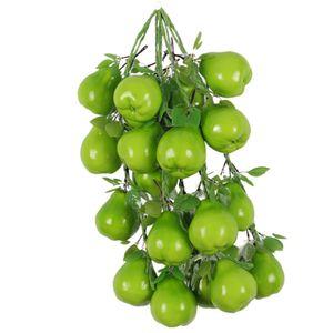 5 x Künstliche Obst / Gemüse Strings