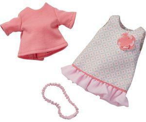 Haba Puppen Kleiderset Sommertraum