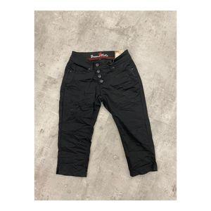 Buena Vista Bermuda/Shorts Damen Malibu-Capri stretch twil Größe M, Farbe: 014 black