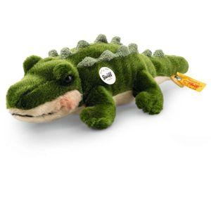 Steiff 067792 Rocko Krokodil, Webpelz, 30 cm, grün