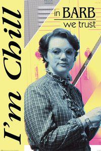 Stranger Things - Barb - Poster Plakat Druck - Größe 61x91,5 cm