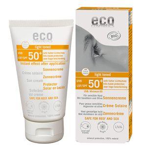eco cosmetics Sonnencreme LSF50+ 75ml