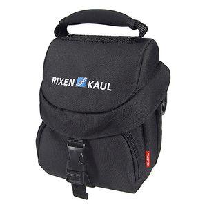 Rixen & Kaul Allrounder XS Lenkertasche 1,5L Volumen schwarz mit Tragegurt