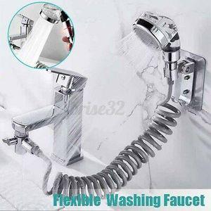 Handbrause Duschkopf für Wasserhahn Waschbecken Wasserspar Bad Duschen Sprinkler