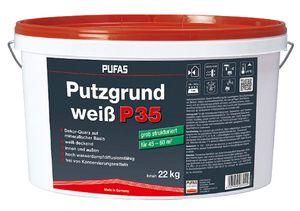 PUFAS Putzgrund weiß P35 grob - 22kg