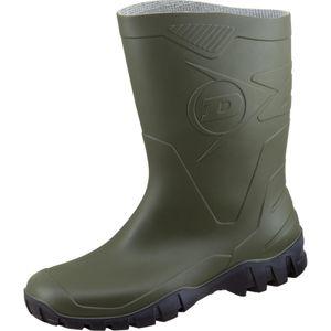 Dunlop Dee Stiefel grün Gr. 45