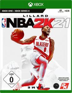 NBA 2K21 - Konsole XBox One
