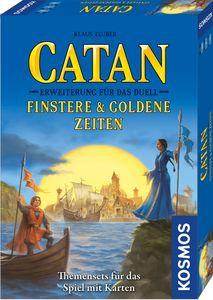 Kosmos 680602 Catan - Finstere & Goldene Zeiten, Erweiterung