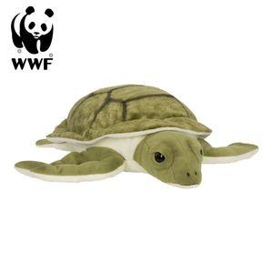 Plüschtier Meeresschildkröte (46cm) lebensecht Kuscheltier Stofftier Wassertier Schildkröte