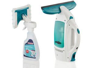 Set Fenstersauger Dry & Clean mit Spray Cleaner