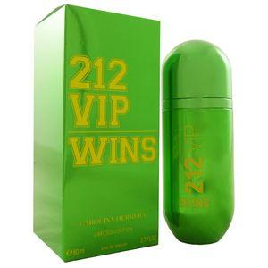 Carolina Herrera 212 VIP Wins 80 ml Eau de Parfum 2021 Limited Edition Damen