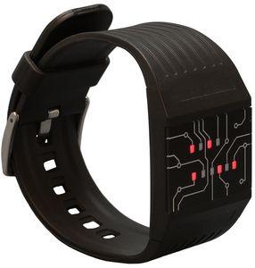 Binäre Armbanduhr : Für Profis