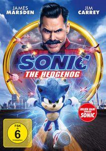 Sonic the Hedgehog (DVD) Min: 100DD5.1WS