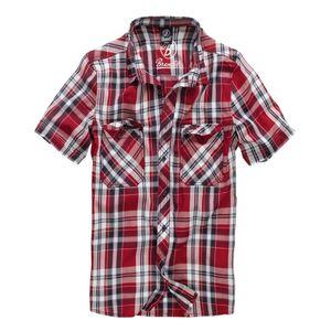 Brandit - Roadstar Shirt 1/2 Sleeve 4012-38 Red Größe XL