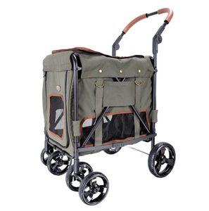 Hundebuggy Pet Stroller Hundewagen Gentle Giant Pet Wagon von Label Ibiyaya ®  Vertrieb: InnoPet ®