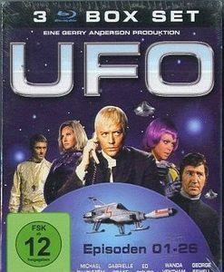 UFO - Gesamte Serie (Episoden 01-26) [3 Blu-Ray's]