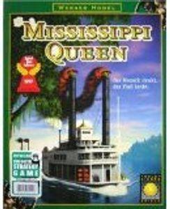 Mississippi Queen (Spiel des Jahres 1997; Goldsieber Spiele)