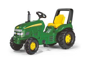 rolly toys X-Trac John Deere Trettraktor, Maße: 119x57x75 cm; 03 563 2