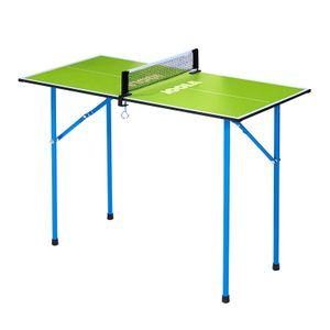 JOOLA Tischtennis-Table Mini, Funtisch für den Familienspaß