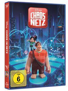 Disney - Chaos im Netz [DVD]