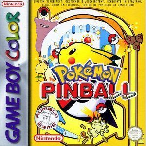 Pokemon - Pinball (mit Rumble Effekt)