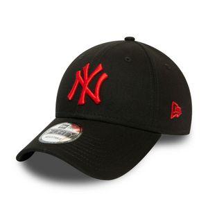 New Era - MLB New York Yankees League Essential 9Forty Snapback Cap - Schwarz : Schwarz One Size Farbe: Schwarz Größe: One Size