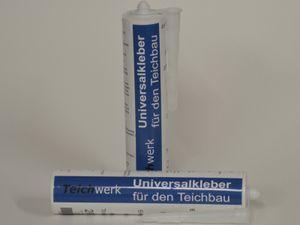 Teichwerk Universalkleber Teichfolienkleber Ufermatte Steinfolie PVC EPDM Folien Kleber