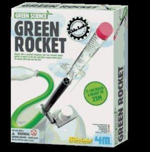 Green Science, Green Rocket (Experimentierkasten)
