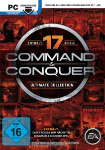 Command & Conquer - The Ultimate Collection