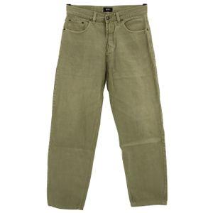 #5520 Hugo Boss, Arkansas ,  Herren Jeans Hose, Denim ohne Stretch, beige, W 33 L 34