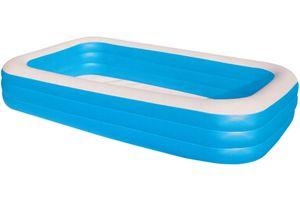Bestway FAMILY Pool rechteckig 305 x 183 cm Planschbecken