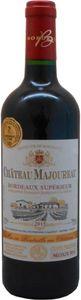 Château Majoureau Bordeaux supérieur AOC 2018 (1 x 0.75 l)