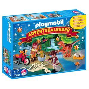 Playmobil Advent Calendar Dinosaur Expedition, 4 Jahr(e), Kunststoff, Multi
