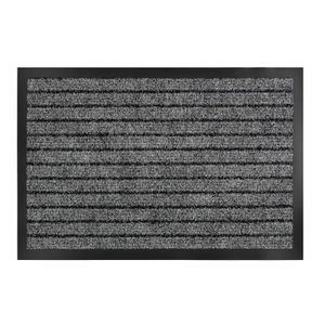 Schmutzfangmatte Dura Grau Breite: 100 cm, Länge: 200 cm
