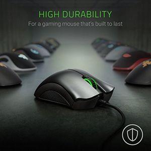 Razer DeathAdder Essential Gaming Maus