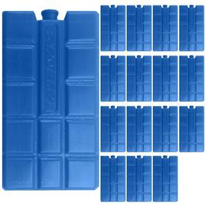 16 Stück Kühlelemente Kühlakkus Kühlakku 200ml Akku Kühlelement Kühlbox