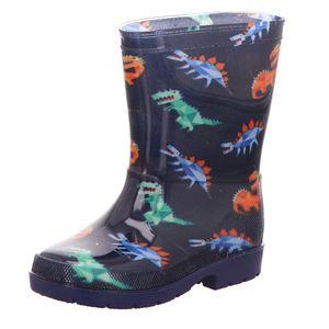 Sneakers Jungen-Gummistiefel Dinosaurier Blau , Farbe:blau, EU Größe:31