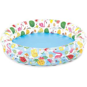 Intex Kinder Planschbecken 2-Ring-Pool Stargaze