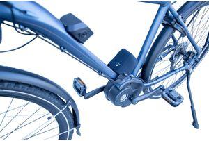 FISCHER Fahrrad-Schutzhülle für E-Bike Akku-Kontakte