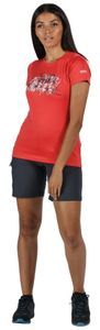 Regatta Chaska II Shorts Damen seal grey Größe UK 20 | DE 46